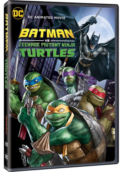 BATMAN VS. TMNT