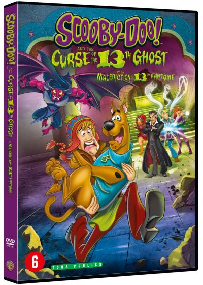 SCOOBY-DOO ! ET LA MALEDICTION DU 13EME FANTOME